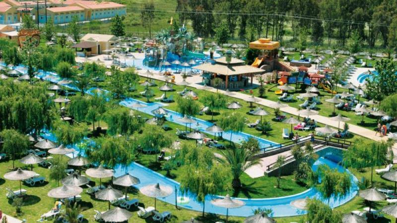 water park in corfu - aqualand corfu - ionian summer