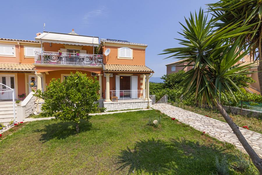 rent a family property in corfu - rent a property in corfu - ionian summer