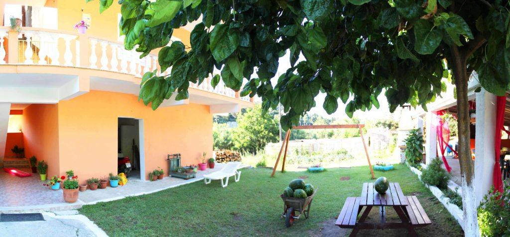 holiday room in south corfu - holiday room in corfu - ionian summer