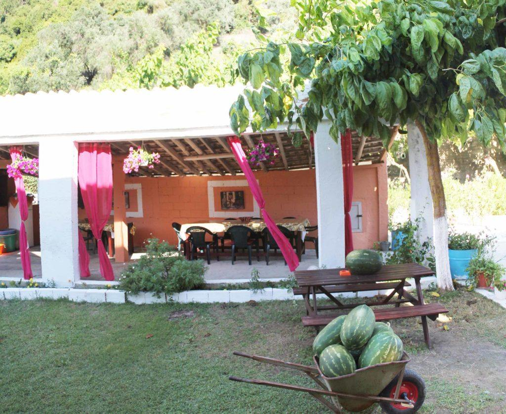rent a room in corfu - rent an apartment in corfu - ionian summer