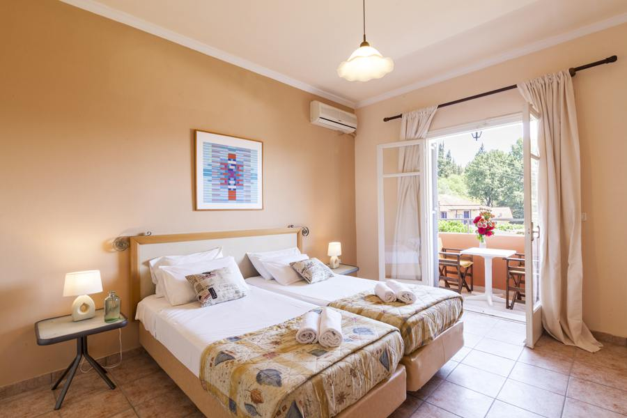 best apartments in dassia - best family apartments in dassia - ionian summer