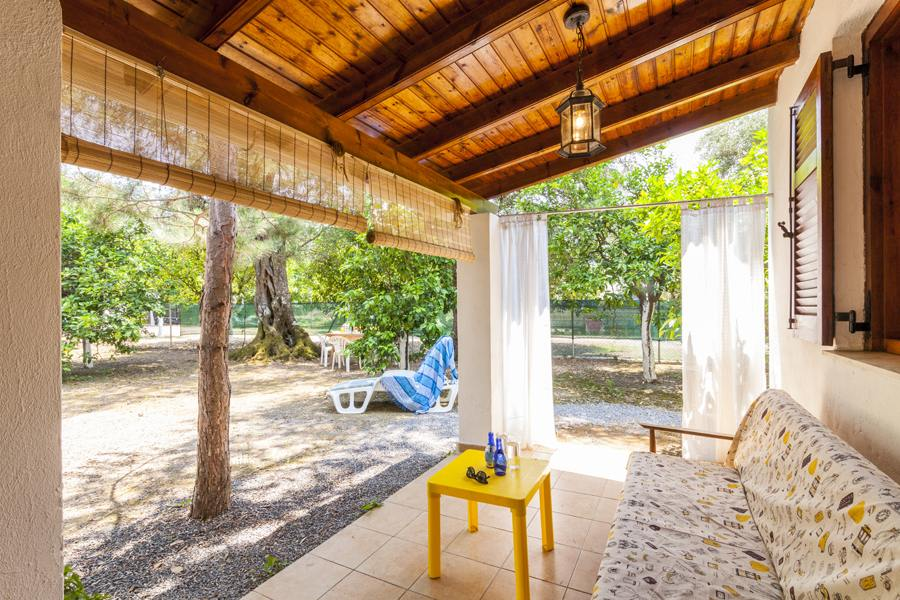 ipsos airbnb apartments - ipsos bnb rooms - ionian summer
