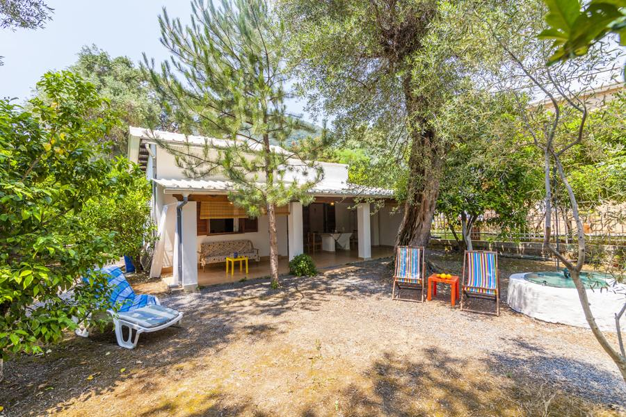 ipsos rooms to rent - ipsos beach rooms to rent - ionian summer