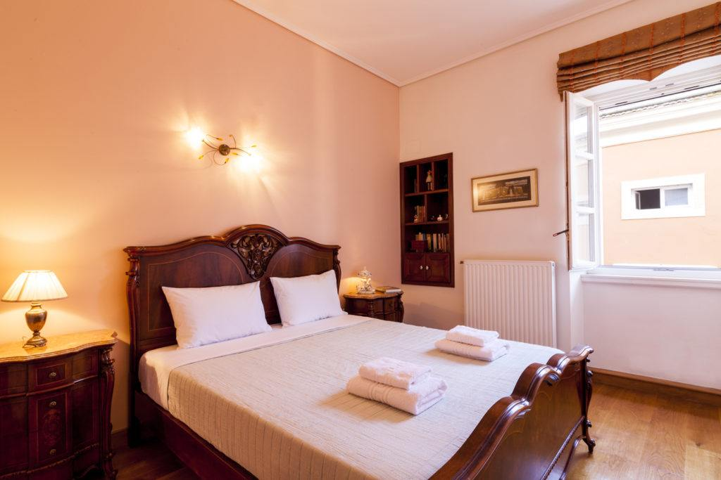 corfu town bnb - corfu town bed and breakfast - ionian summer