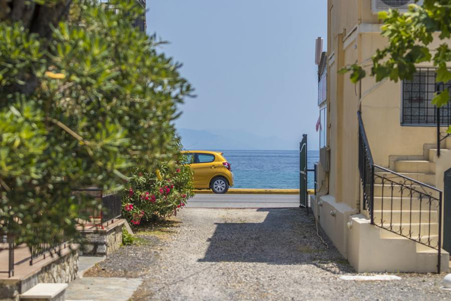 ipsos corfu apartments - ipsos corfu rooms - ionian summer