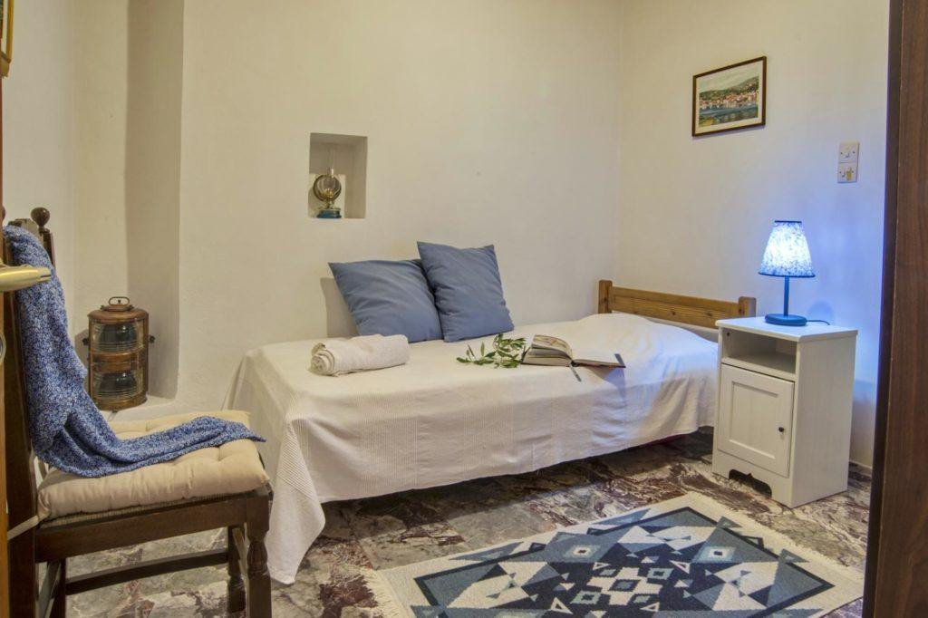 seaview apartments in paxos - seaview apartments in gaios - ionian summer