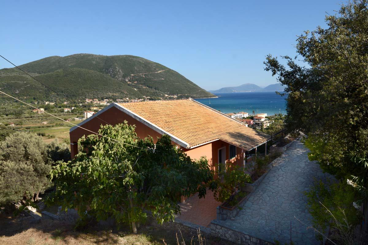 family apartments in lefkas - family rooms in lefkas - ionian summer