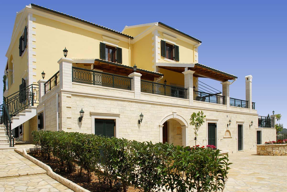 corfu villas - rent a villa in kassiopi - ionian summer
