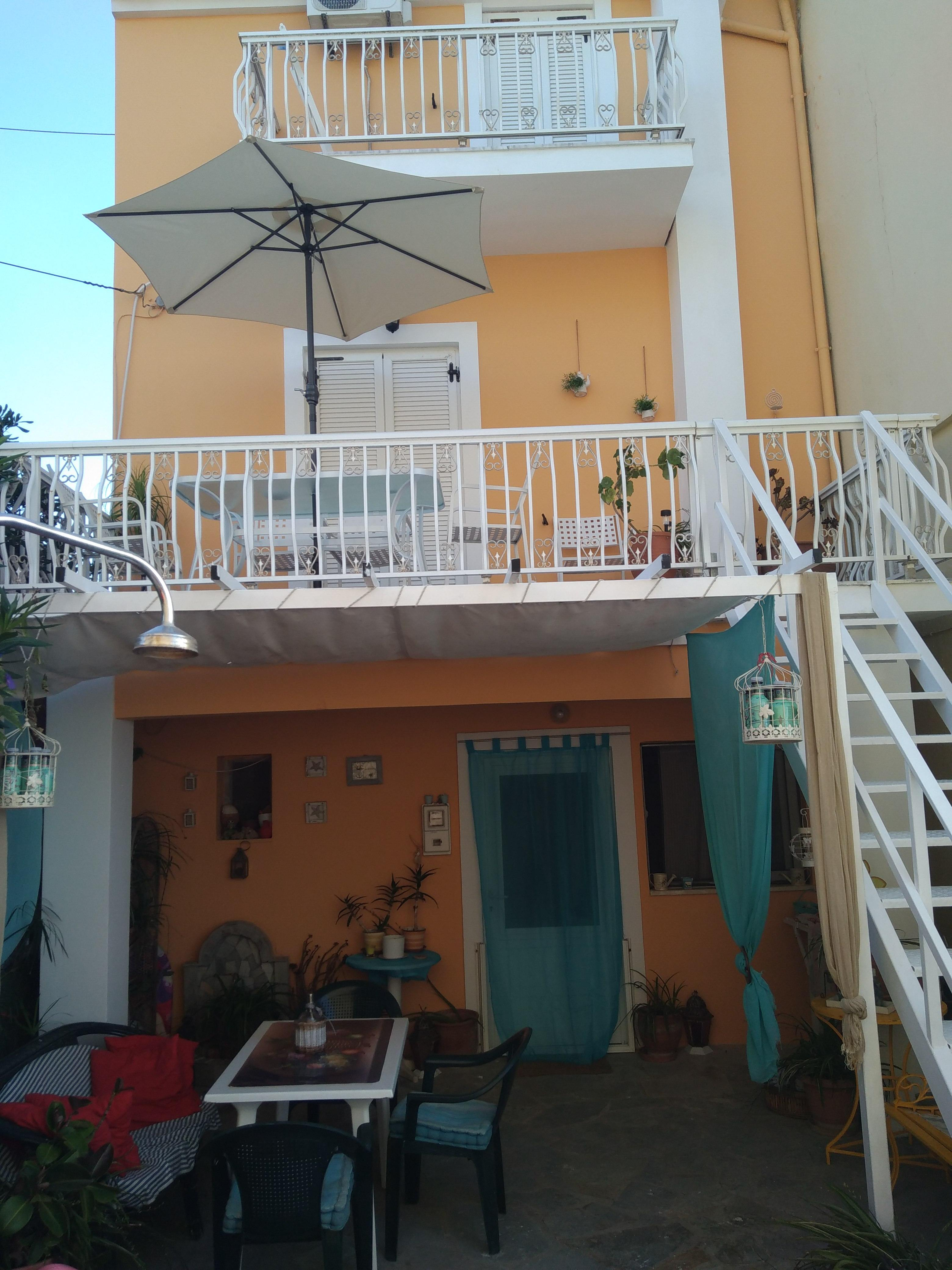 messonghi beach house - messonghi beach accommodation - ionian summer