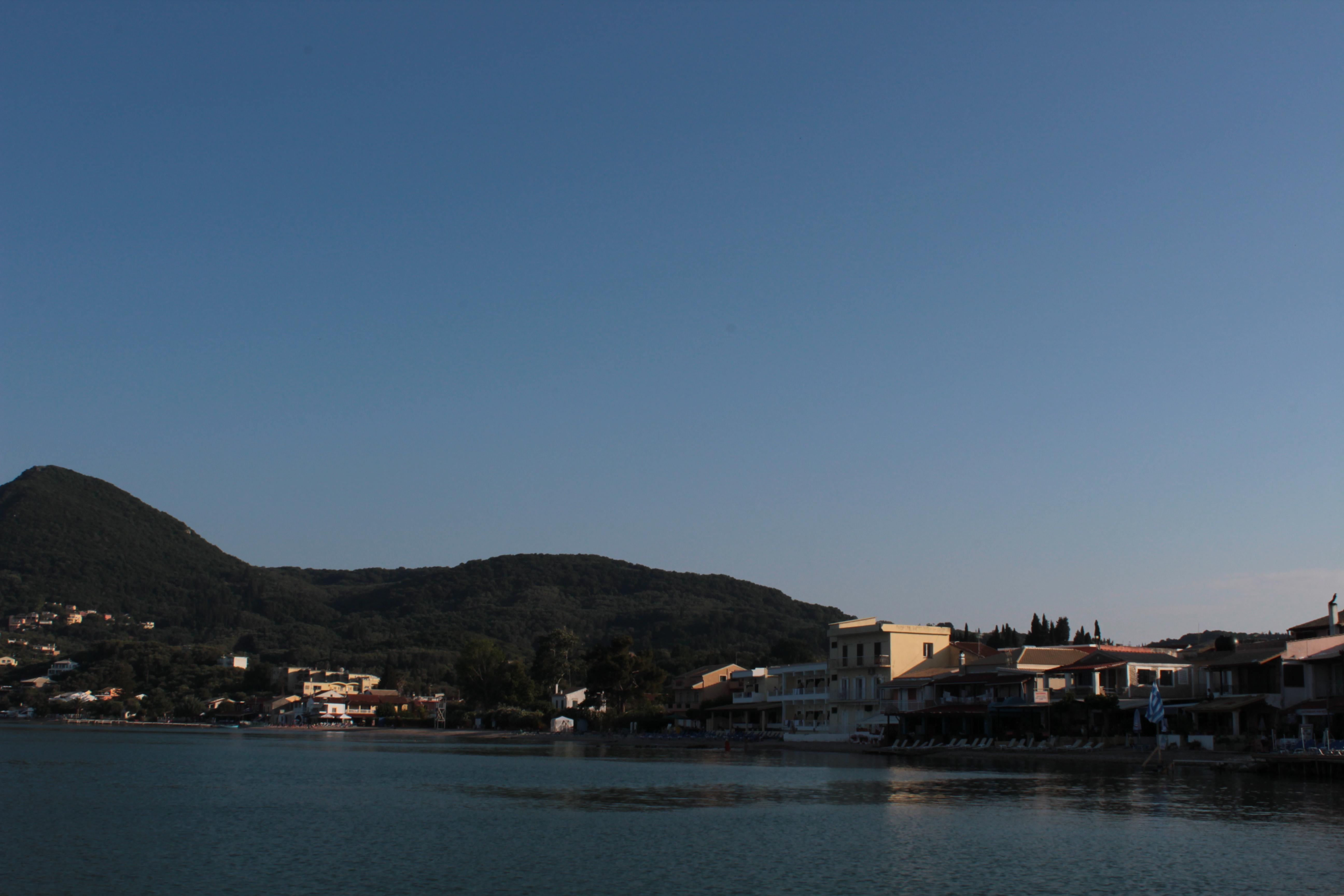 messonghi rent a room - ionian summer