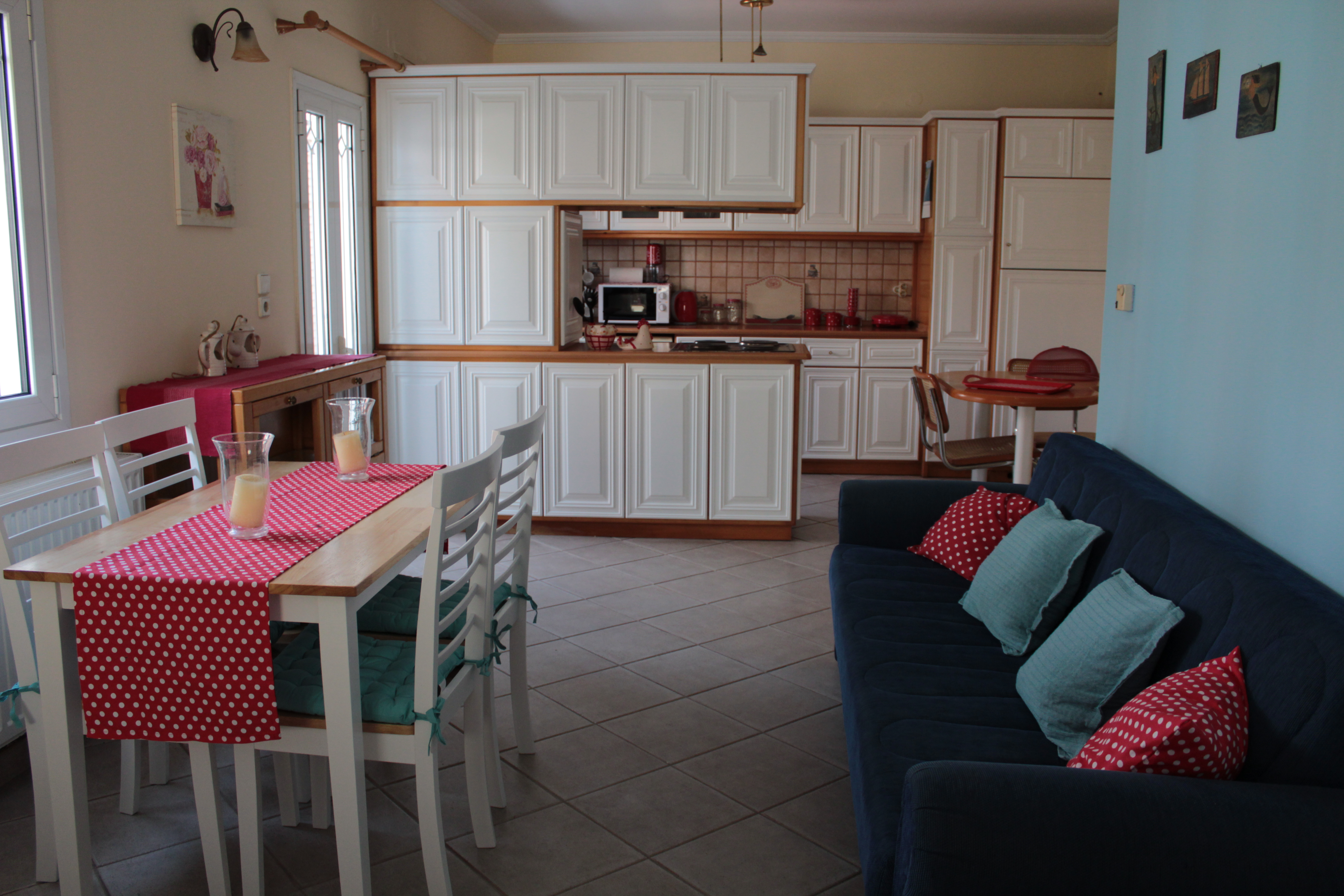 messonghi apartments - messonghi accommodation - ionian summer