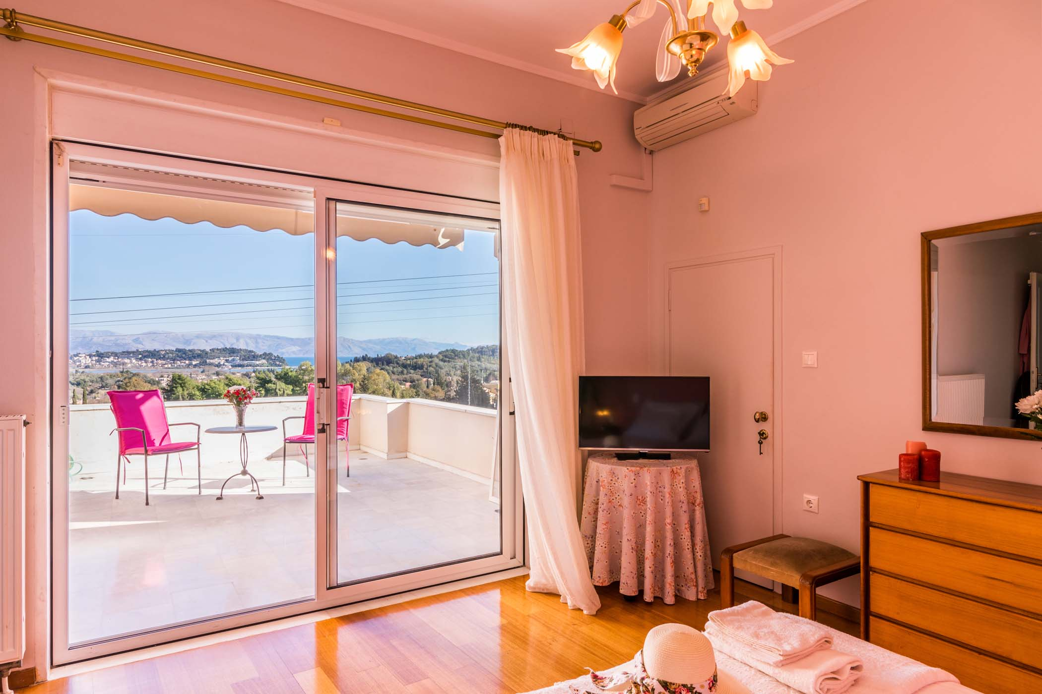 corfu cottages - corfu family apartments - ionian summer