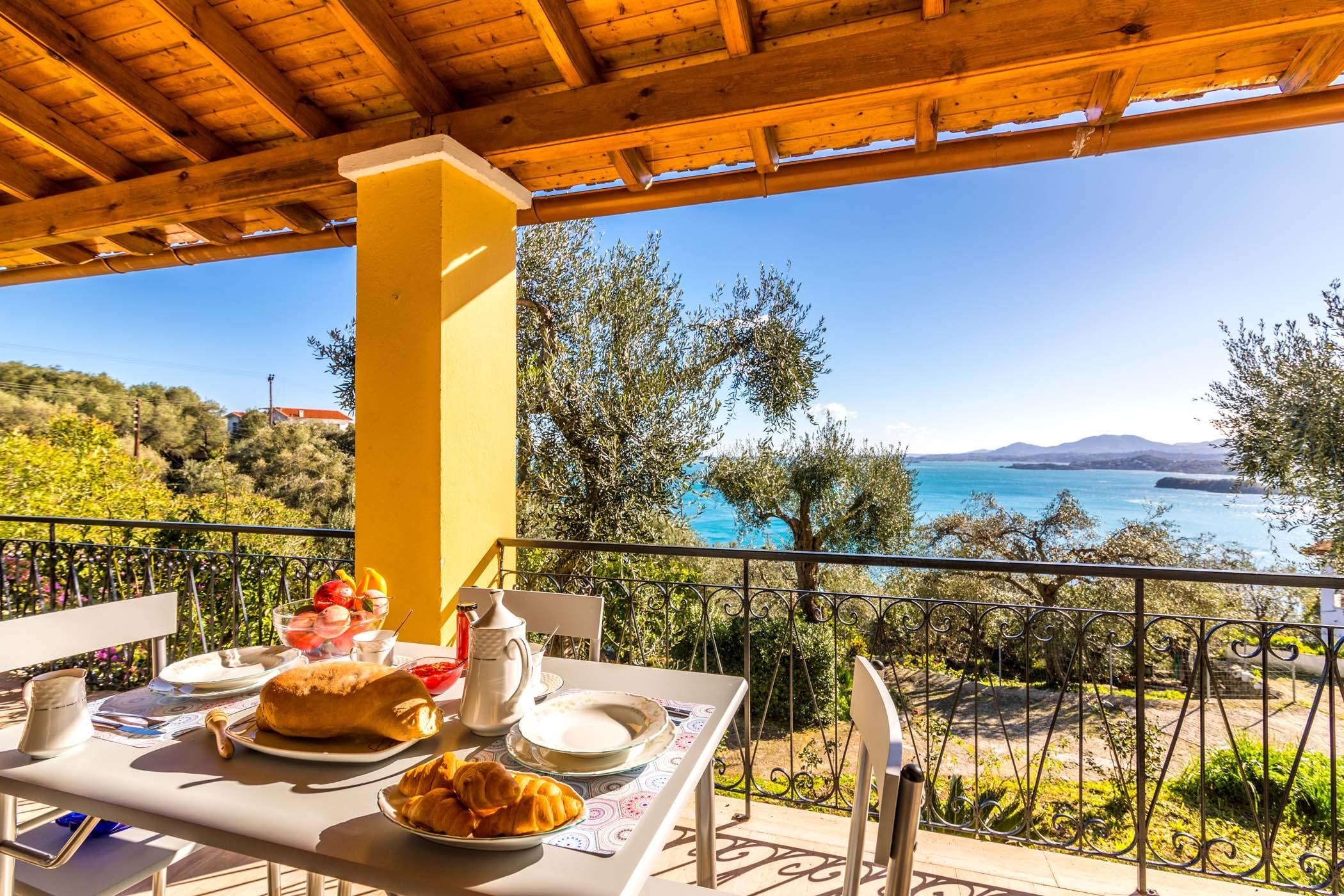 apartments for rent in ipsos - ipsos accommodation - ionian summer