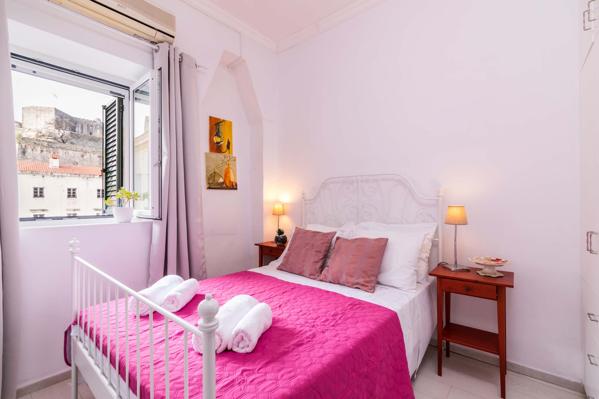 corfu town apartments - corfu town accommodation - ionian summer