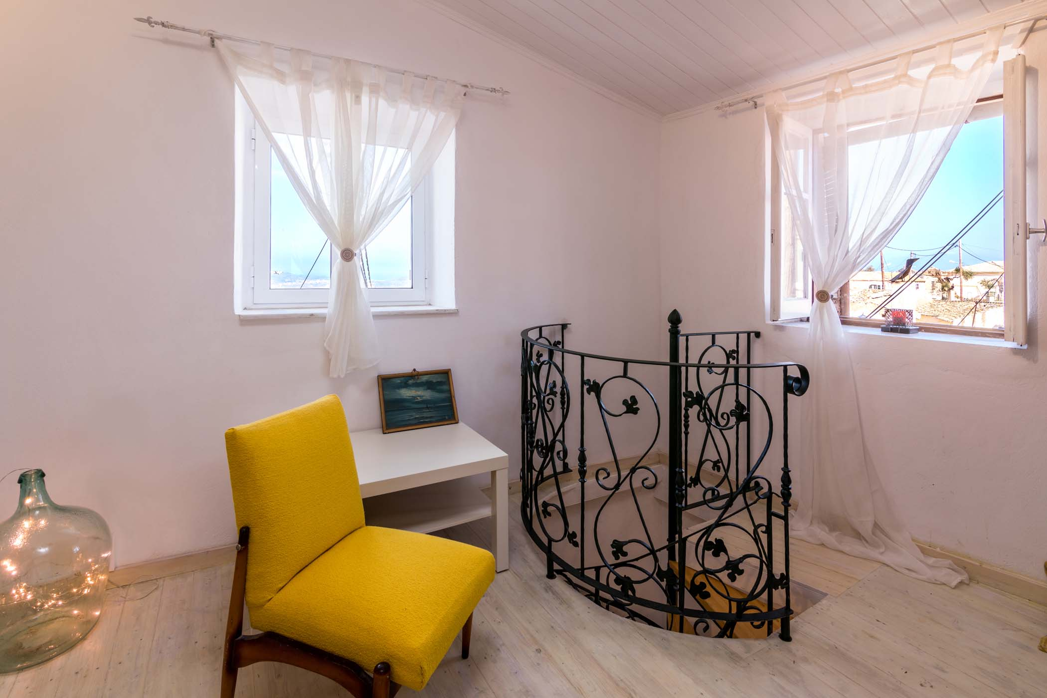 corfu traditional rooms - corfu traditional accommodation - ionian summer