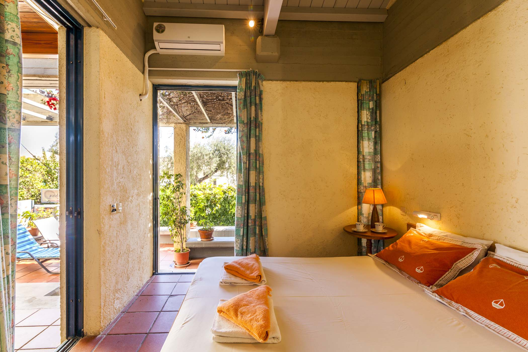 corfu barbati accommodation - corfu barbati apartments - ionian summer